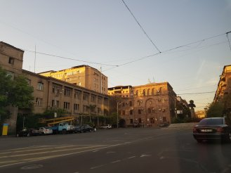 old buildings of Yerevan that give its city a different kind of charm