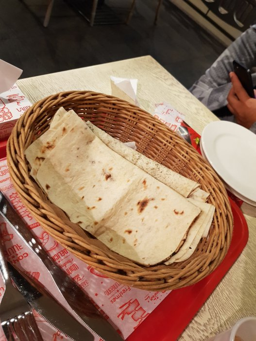 Free Armenian Bread