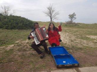 An Armenian musician